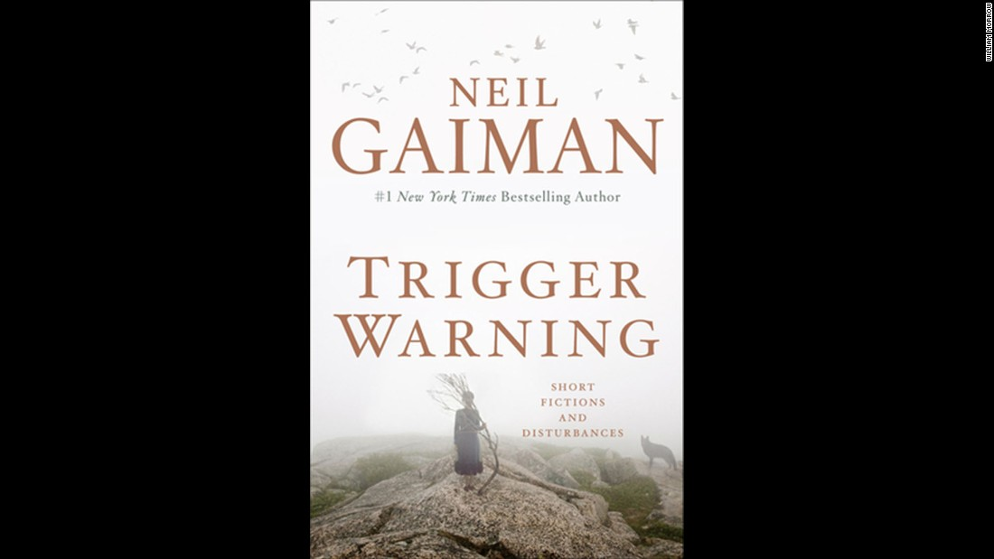 """Trigger Warning: Short Fictions and Disturbances"" by Neil Gaiman took the fantasy award. It's Gaiman's third Goodreads Choice Award win, this time in the fantasy category. It includes a Doctor Who story written for the show's 50th anniversary."