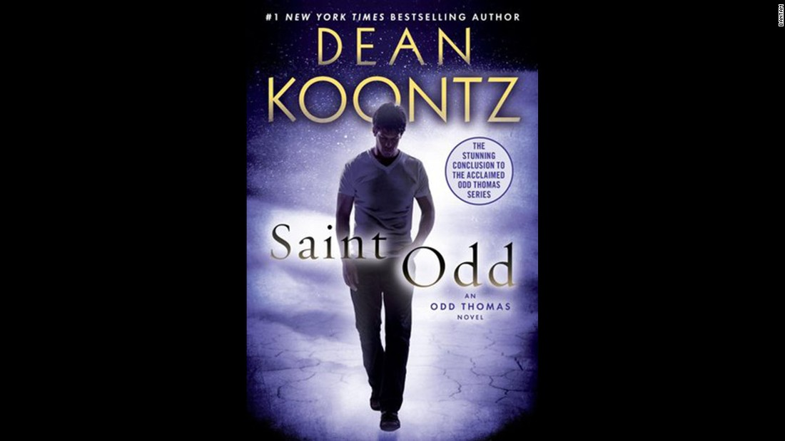 "Dean Koontz scores his first Goodreads Choice Award win in the horror category with ""Saint Odd (Odd Thomas No. 7)."""