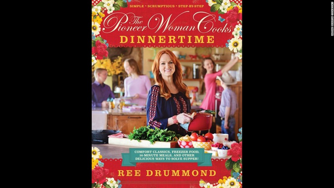 "Host of a Food Network show, Ree Drummond also wins over fans with ""The Pioneer Woman Cooks: Dinnertime,"" which won in the food and cookbooks category."