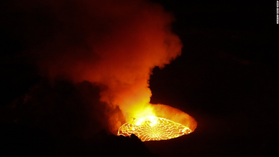 Mount Nyiragongo's lava lake is the largest in the world. Africa's oldest park is also the continent's most diverse with a varied landscape of active volcanoes, savannah, mountains, lakes and forests.