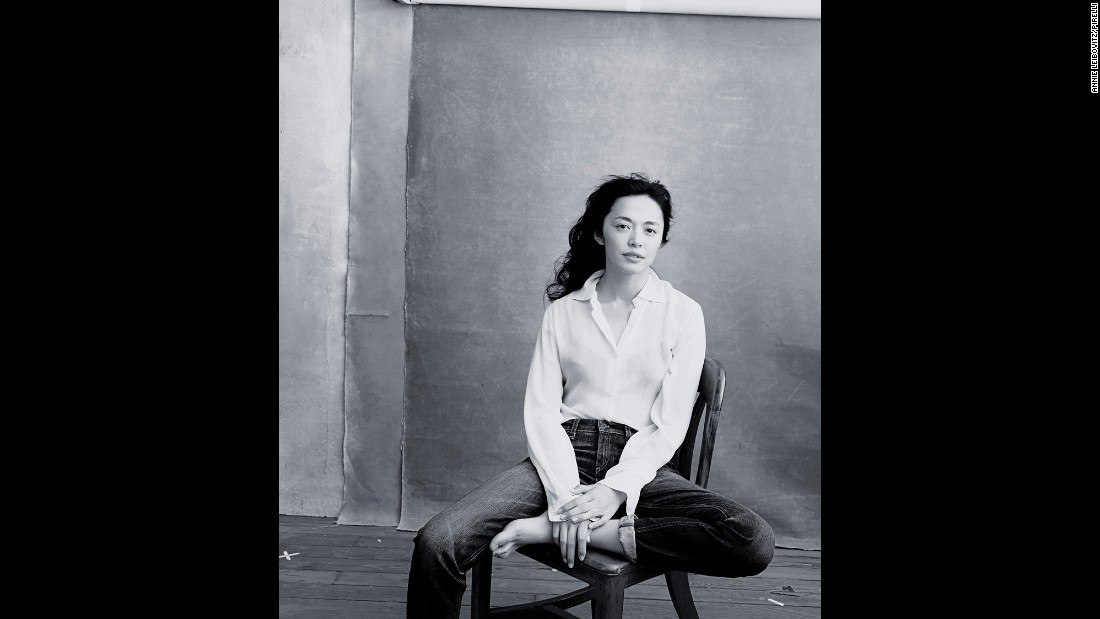 Leibovitz has been photographing strong women for over 15 years, and her original 'Women' series was first published in 1999. More recently, Leibovitz paired with Pirelli to photograph the company's 2016 annual calendar. Yao Chen, the first Chinese UNHCR goodwill ambassador, is among the notable women to feature.