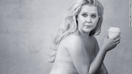 Real message of topless Amy Schumer