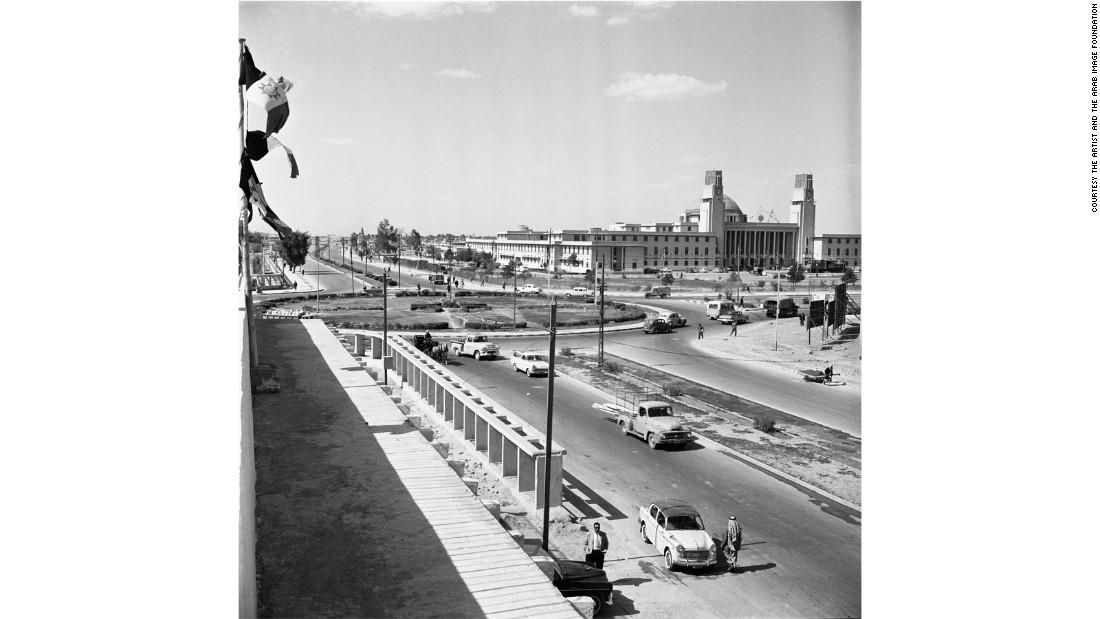 Train Station, Baghdad, 1961
