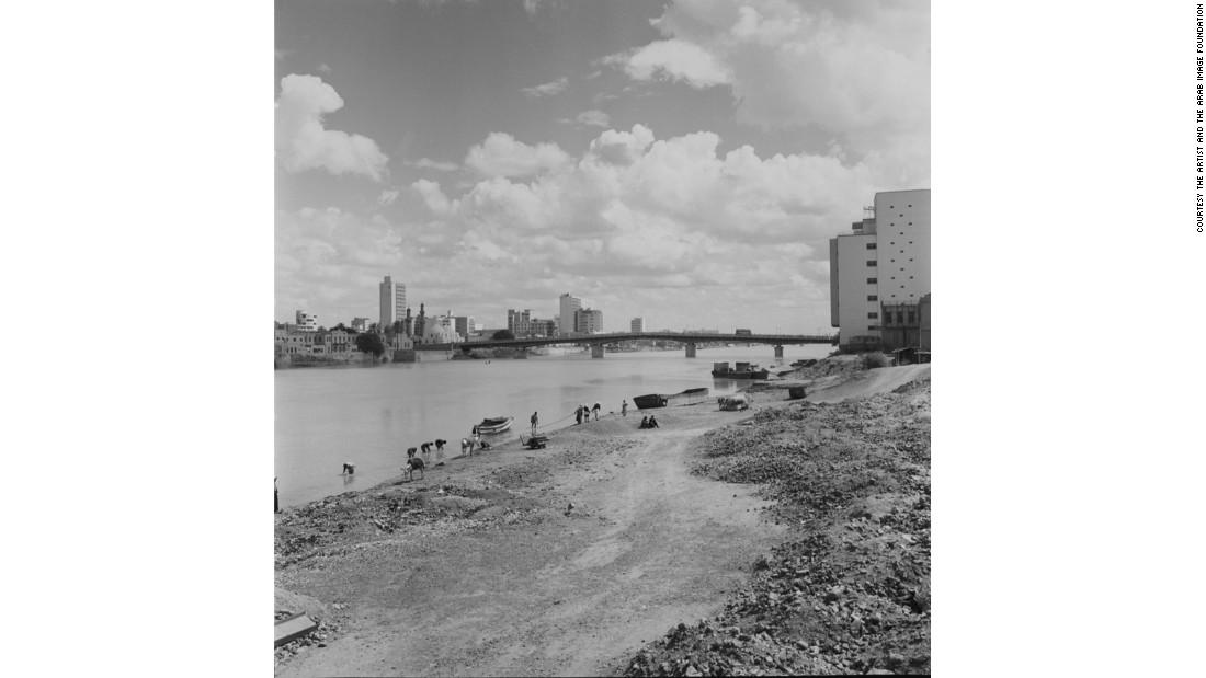Karkh, Baghdad, 1961