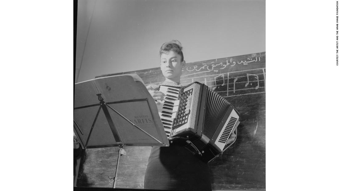 Music Lesson, 1962