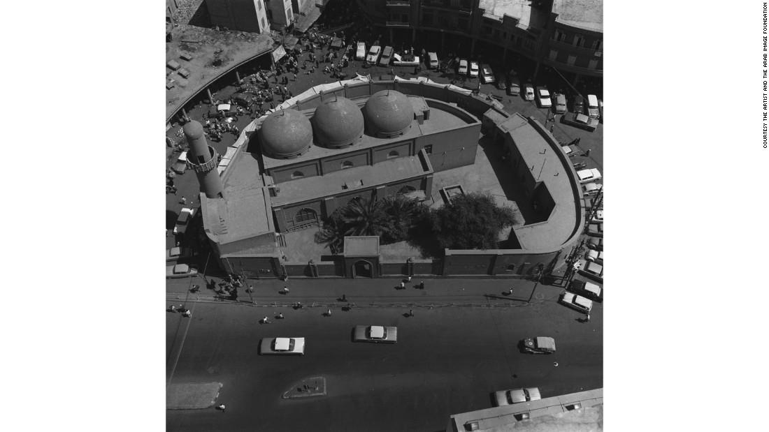 Mirjan Mosque, Baghdad, 1960