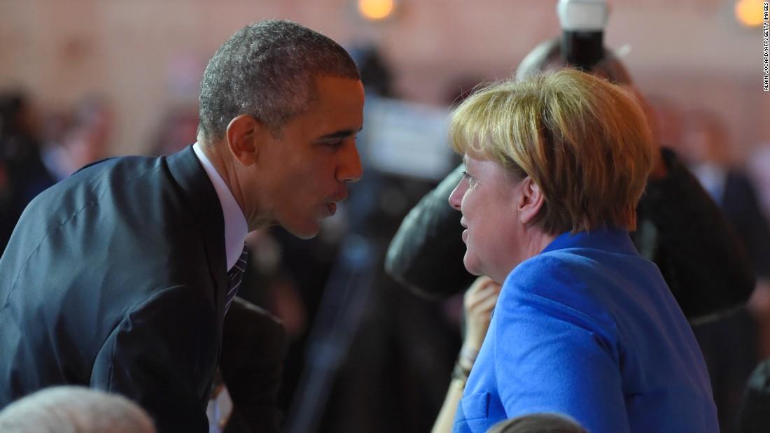 Merkel Building Walls Doesn T Equal Success