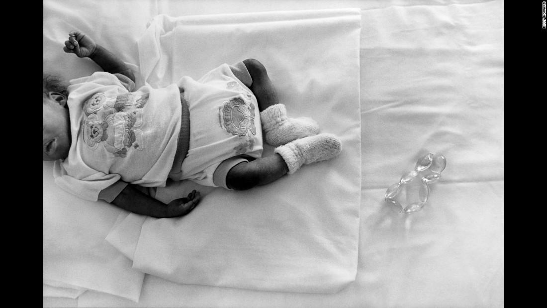 Baby T, Atlanta, 1987