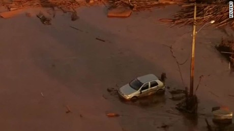 brazil to sue bhp over dam disaster darlington liveshot qmb_00004321