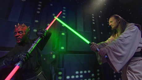 This exhibit is a must-see for 'Star Wars' fans