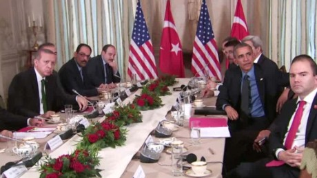 cop21 climate obama erdogan meeting black lklv_00002311.jpg