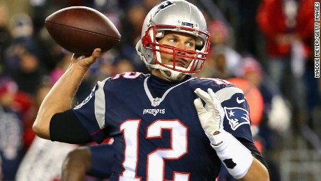 Tom Brady's four-game suspension remains in place.
