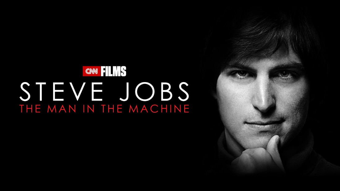 Steve Jobs: The Man In The Machine   CNN