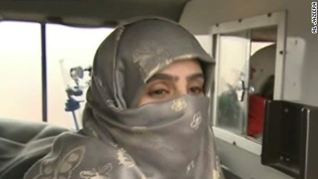 ISIS leader's ex-wife freed in prisoner swap todd dnt tsr_00000117