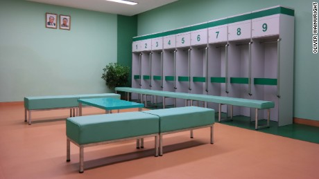 North Korean interiors: A rare glimpse inside the candy-colored 'socialist fairyland'