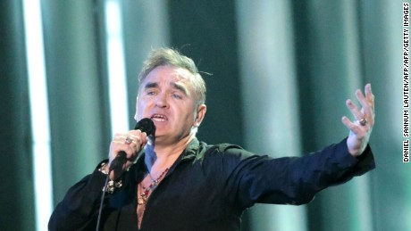 A small party focused on animal rights and health and environmental issues has approached English singer Morrissey to enter the upcoming London mayoral race