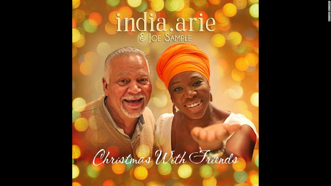 Sure, you expect Christmas albums from artists like Mariah Carey, Josh Groban and Mannheim Steamroller. But KC and the Sunshine Band? Not so much. Here's a look at some surprising new holiday albums, starting with this collaboration between soul singer India Arie and the late jazz great Joe Sample.