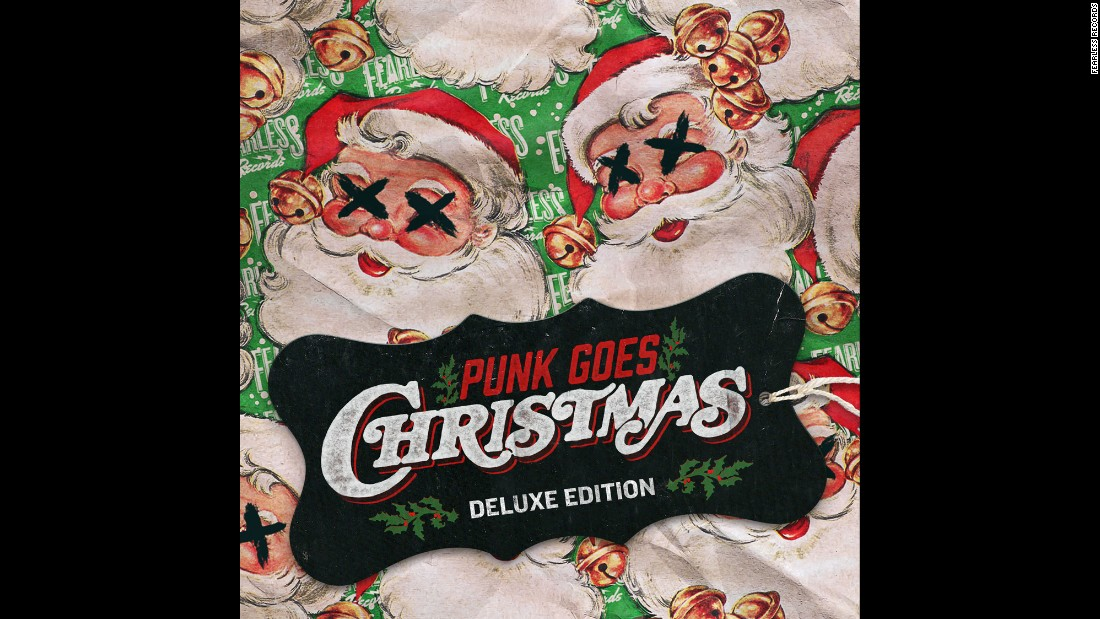 "The latest edition in the ""Punk Goes ..."" series includes 16 not-so-cheery songs by artists you probably haven't heard of. The nihilistic song list includes ""Nothing for Christmas,' ""Fool's Holiday"" and ""This Christmas (I'll Burn It To The Ground)."""