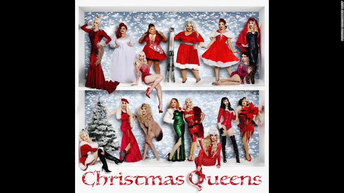 "Drag queens provide the singing on this irreverent holiday album, which mixes traditional carols with sassy songs like ""A Very Cozby Christmas."""