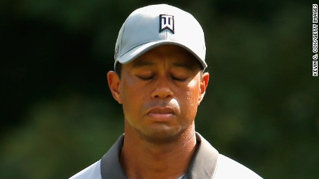 Tiger Woods had been hoping to end his 14-month absence from the PGA Tour.
