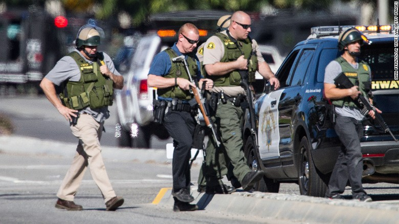 Police: San Bernardino shooters 'were on a mission'