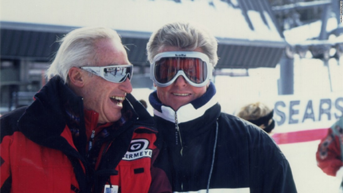 Obermeyer moved to Aspen in Colorado in 1947 and soon set up his Sport Obermeyer company -- in the attic of his house.
