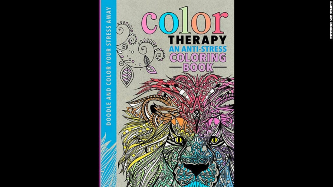 "That New Year's resolution to stress less can be so much easier said than done, but coloring -- yes, the kind with crayons and coloring books -- <a href=""http://www.cnn.com/2015/04/21/living/feat-adult-coloring-books/"">might facilitate relaxation</a>. Offer your stress-stricken loved one a coloring book for adults, which range from around $7 to $13, or order a monthly subscription to <a href=""http://www.doodl.club/"" target=""_blank"">Doodl.club</a>, which will get them books with wacky designs by artists such as Jim Stoten, for $7 a month."