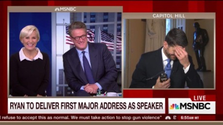 speaker paul ryan msnbc morning joe microphone drop_00001506