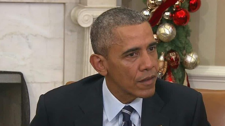 Obama on shooting: 'We will get to the bottom of this'