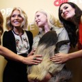 4 ladies and a sloth
