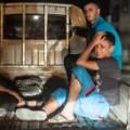 raqqa boy mourns bomb attack