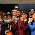 NBA Draft 2015 Selfie