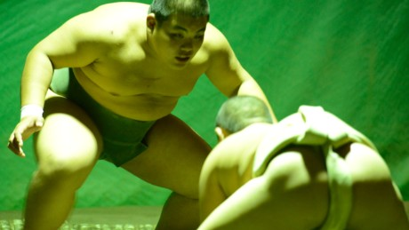 Sumo: Can Japan's national sport survive?