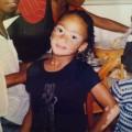winnie harlow childhood photo 2