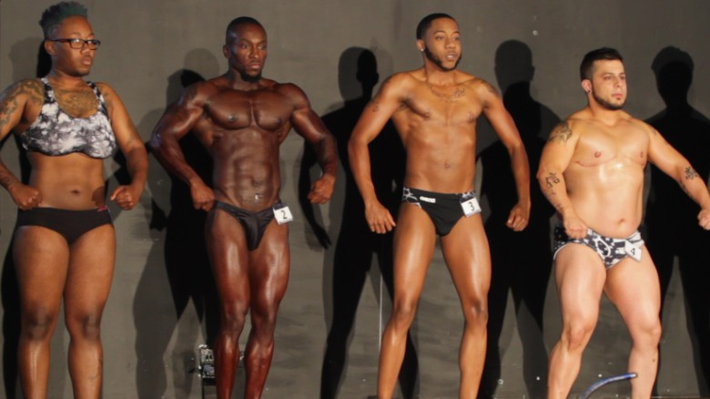 Transgender bodybuilding champion wins again