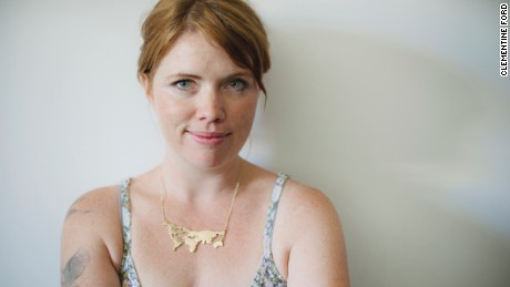 Australian columnist Clementine Ford was targeted by online trolls.