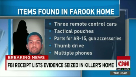 fbi inventory farook home brown lead_00004502