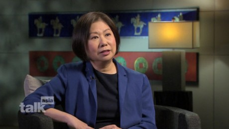 Meet one of Asia's most powerful businesswomen