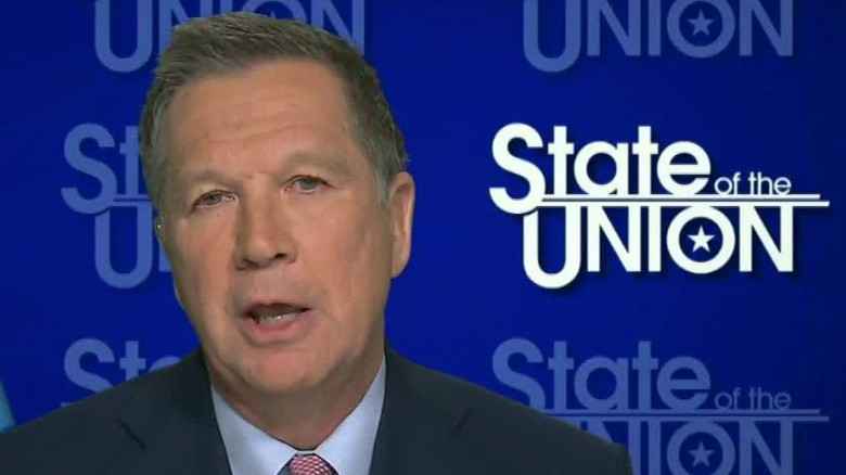Gov. John Kasich: We need a president who unites us