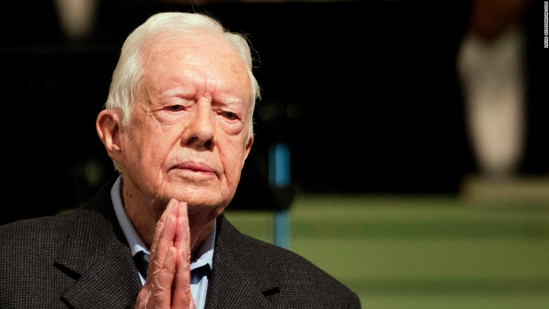 Jimmy Carter is 'cance...