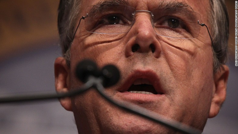 Report pokes holes in Jeb Bush's NRA award story