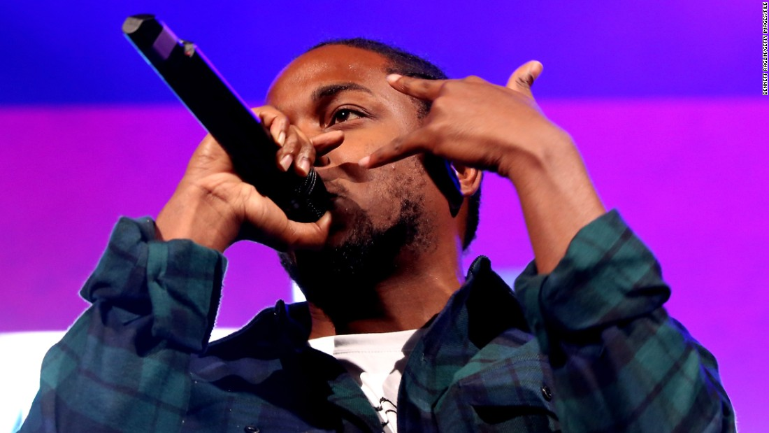 "Rapper Kendrick Lamar leads the nominations for the 58th annual Grammy Awards with 11 nods, including album of the year for ""To Pimp a Butterfly."" Also nominated are ""Sound & Color"" by Alabama Shakes, ""Traveller"" by Chris Stapleton, ""1989"" by Taylor Swift and ""Beauty Behind the Madness "" by the Weeknd."