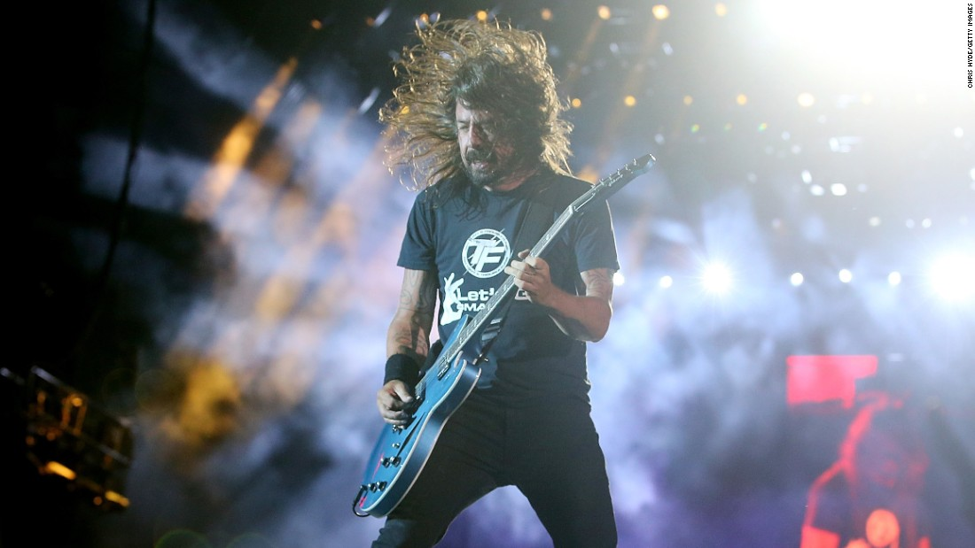 "The Foo Fighters are up for best rock performance for ""Something From Nothing,"" as are Alabama Shakes for  ""Don't Wanna Fight,"" Florence + the Machine for ""What Kind of Man,"" Elle King for ""Ex's & Oh's"" and Wolf Alice for ""Moaning Lisa Smile."" <br />"