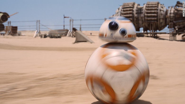 bb 8 the plucky astromech featured in star wars episode vii