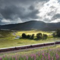 luxury train Belmond Royal Scotsman
