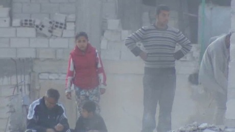 kobani determined to rebuild after isis siege wedeman pkg_00014308