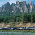 luxury trains Rocky Mountaineer