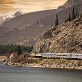 luxury trains Via Rail