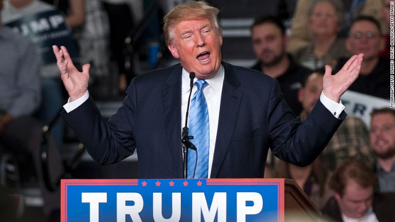 Latest poll: Trump firmly in lead in Iowa