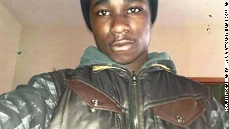 Cedrick Chatman, 17, was unarmed and running from police when he was shot.
